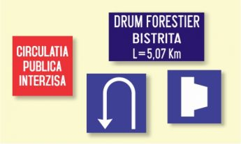 indicatoare forestiere
